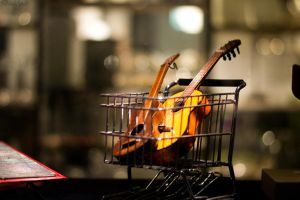 Shopping for Music by merksch