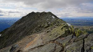 Gaustatoppen Summit by francis1ari