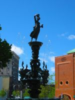 Public Square Watertown NY 009 by Joseph-Sweet-Stock