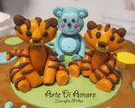 Fondant Animals by ArteDiAmore