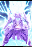 Naruto 696 - Incredible susanoo by X7Rust
