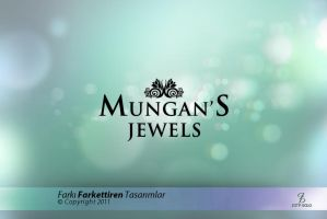 Mungans Jewels Logotype by zarifbalci