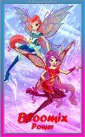 Winx: Bloomix Power by DragonShinyFlame