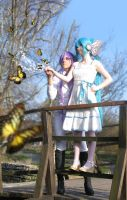 On The Wings of Love by Tenshi-CosplayArts