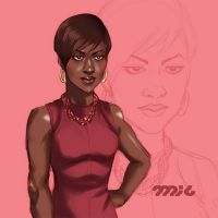 Annalise Keating by micQuestion