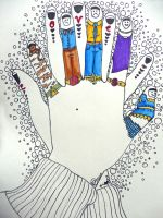 Hand Me a Family by Draw4life