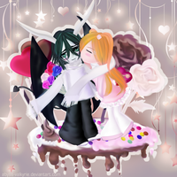 Valentine-Ulquihime by Abyss-Valkyrie