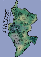 Map of Lucine by skystears