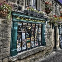 Bakewell Pudding Shop HDR by nat1874