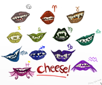 Show me your teeth by CanadaQc