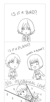 Attack On Titan by thepandoricacloses