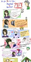 Hunter x Hunter Meme! by Rizun27