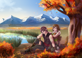 Autumn by Azzedar-san