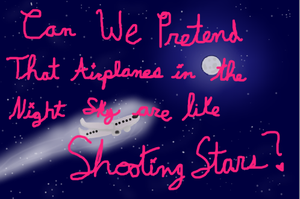 Shooting stars by coolsillvergal