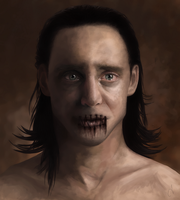 No more lies, Loki by hinterdemlicht