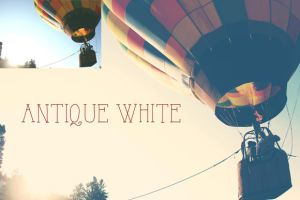 Antique White | Camera-Urban Style by linspace