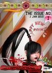 The issue No.1  January 2015 by TheRedCrown
