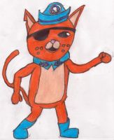'Shiver Me Whiskers' by sideshowbobfanatic