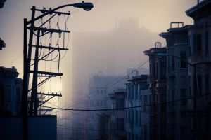 telephone circuit Nob Hill by crag137