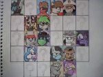 Mk type selection roster by Daisuler1994