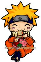 Naruto for AE Coloured by lila-may-qt