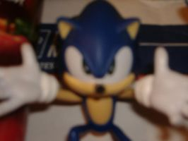 Sonic Toy wants Hug by ToonstarTV