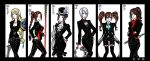 SCIV Black Suits - part II by evs-eme