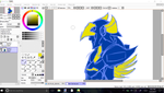 From the Sky to Sands (Azir/Pharah WIP) by Xenodragon11Crafts