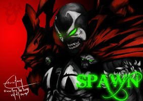 Spawn by ElaineyYong