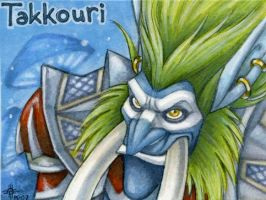 Takkouri Badge by kyoht