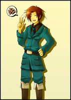 APH: Italy by chienoir
