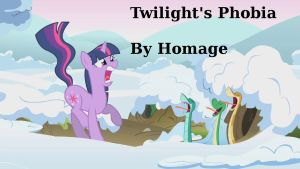 Twilight's Phobia Chapter 1 by CobaltBrony