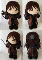 Commission, Plushie Kili by ThePlushieLady