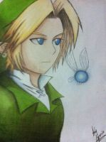 Finished Link by XxXSora-chanXxX