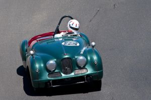 1952 Jowett Jupiter by SharkHarrington