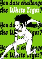 White Tiger by blindfaith311
