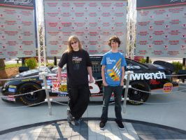 Carowinds - Earnhardt Tribute (OLD) by JShafer