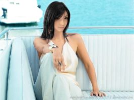Tifa-Beauty on the stern. by Scott13-2