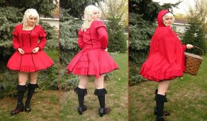 Red Riding Hood by spookydarling