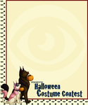 Pokecino Halloween Costume Contest III by Yoriden