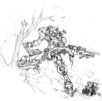 Ambush by GundamMeister