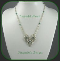 Emerald Heart by ringnebula