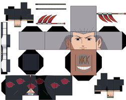 hidan by hollowkingking