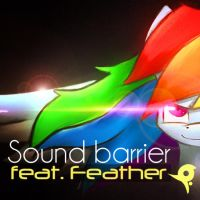 Sound Barrier ft. Feater (Fiveteentaps) - CD Cover by Nattsu-San