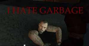 i hate garbage by toamac