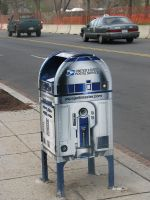 R2D2 by Wonderdyke-Stock