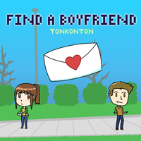 Find a Boyfriend (album cover) by tonkonton