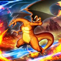 Charizard by GENZOMAN