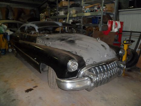 1950 Buick Special WIP by D34Dsmell