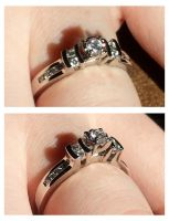 .:my engagement ring:. by Miss-It-Girl